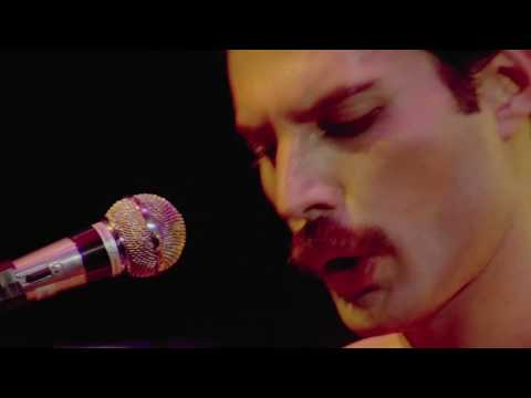 high quality - Queen - Bohemian Rhapsody (Live) (High Quality video) (HD)