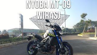 Hallo guys! di video kali ini gua mau nyobain Yamaha MT-09 punya bang Wira :D jadi kita ceritanya tukeran motor, gua pake...