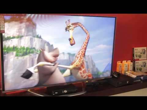Boys' Night Out with the 55-inch LG 55LA7400 3D TV