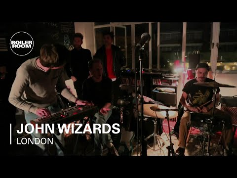 Live Music Show - Boiler Room LIVE Sessions