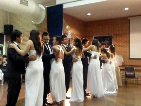 Analyn's 18th Debutante Ball - Cotillion Dance