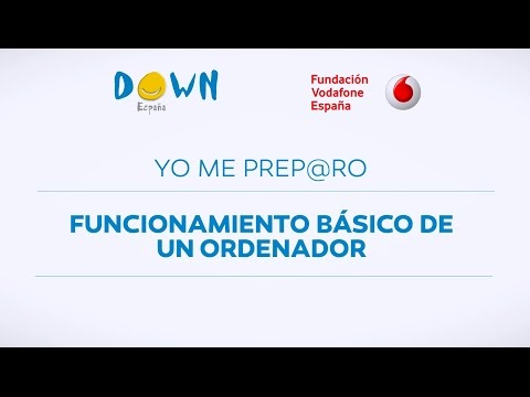 Watch video Síndrome de Down: Aprende el funcionamiento básico del ordenador
