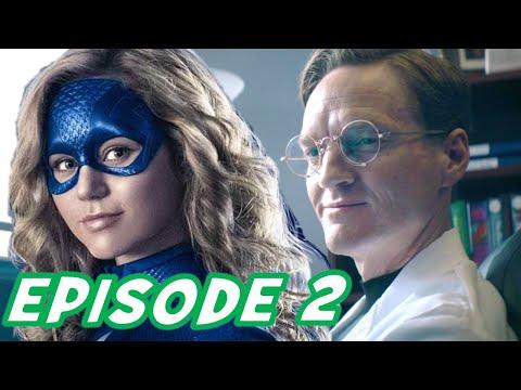 Stargirl Season 1 Episode 2: Review & Easter Eggs From Comicbook Stars & S T R I P E. #1 #2 & #4!!!