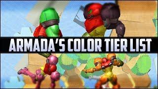 Video Armada's color tier list MP3, 3GP, MP4, WEBM, AVI, FLV Februari 2018