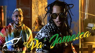 El Alfa El Jefe (feat. Big O) - PA' JAMAICA (Video Oficial)