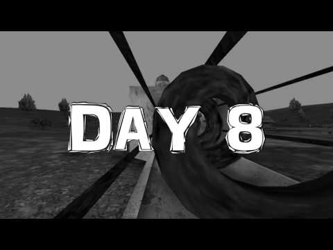 Blood and Bacon Part 1: Day 1-10 - The Day the Farm filled with Pigs
