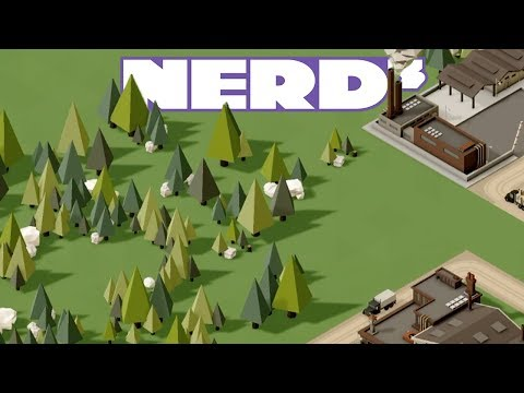 Nerd³ Starts A Farm Empire - Rise of Industry - 22 Feb 2018 (видео)