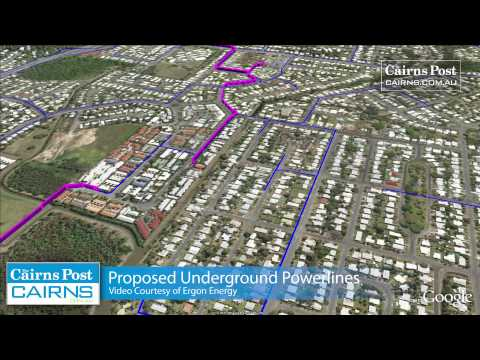 Proposed Underground Powerlines