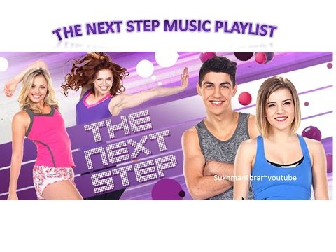 THE NEXT STEP MUSIC PLAYLIST