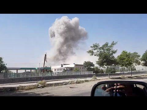 Οι Ταλιμπάν πίσω από την ισχυρή έκρηξη στο Αφγανιστάν