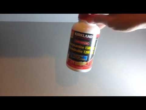 Kirkland Signature Glucosamine & Chondroitin 220 Tablets