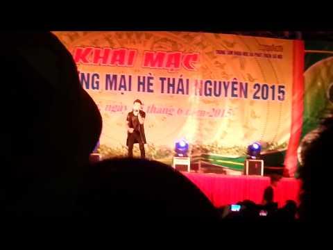 Bản sao Sơn Tùng MTP - Hát hội chợ Thái Nguyên