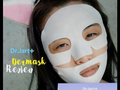 Dr. Jart+ Dermask - Lift Up Your Face Line - REVIEW