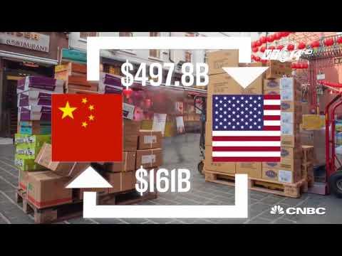 VTC14 | Mỹ - Trung trước nguy cơ bùng nổ chiến tranh thương mại