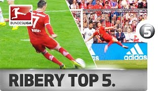sport Ribery top 5 goluri
