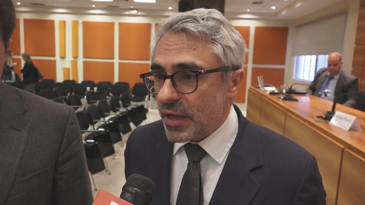 Πασκάλ Σεντ Αμάνς: «Τεράστια η πρόοδος της Ελλάδας στον εκσυγχρονισμό της φορολογικής διοίκησης»