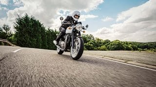 1. 2016 Triumph Thruxton Review