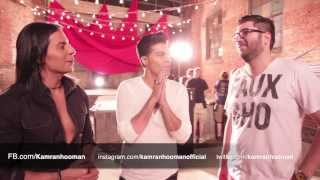 Kamran & Hooman - Az To Entezar Nadashtam ( Behind The Scenes )