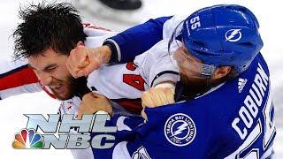 Top 18 NHL fights of 2018 | NHL | NBC Sports