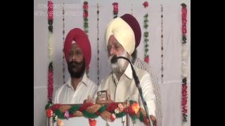 Speech Given by Shri KTS Tulsi Member Raj Sabha on Annual function of Sri Guru Angad Dev Collage Kh