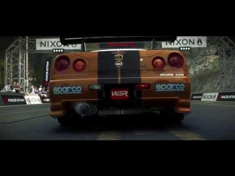 Grid 2 - Nissan GT-R ... 3
