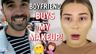 Video My Boyfriend Buys My Makeup | SHANI GRIMMOND MP3, 3GP, MP4, WEBM, AVI, FLV Januari 2018