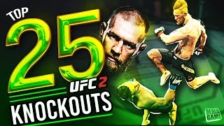 SUBMIT YOUR VIDEOS HERE - https://goo.gl/sxcg1yKO THE LIKE BUTTON!Head KICK that BELL notification button! FOLLOW ME ON GOOGLE PLUS - https://plus.google.com/1064842490489...Please Like and share MMA FAM! ►I Stream this game LIVE TWITCH TV Here http://www.twitch.tv/mmagame★I have twitter Follow Me On Twitter https://twitter.com/#!/MMAGAME1★EA Sports UFC 2 is a mixed martial arts fighting video game developed by EA Canada, published by Electronic Arts for the PlayStation 4 and Xbox One. It is based on the Ultimate Fighting Championship (UFC) brand.