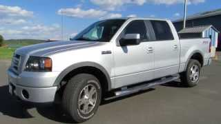 For Sale Used 2008 Ford F150 FX4 Yorks Of Houlton Maine