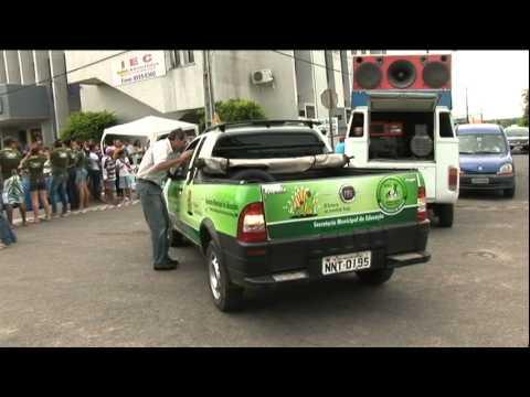 Blitz ecológica de São Paulo do Potengi-RN