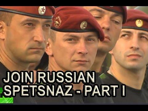 這是俄羅斯最強的特種部隊 訓練過程如同地獄