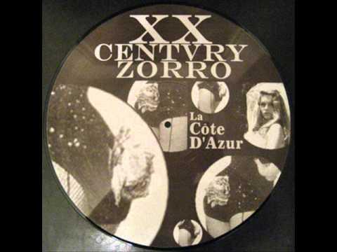 XX Century Zorro-La Côte D'Azur-Side-A