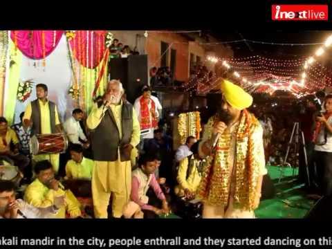 Video Agra: When Lakhbir Singh Lakha sung 'pyara saja hai tera dwar' audiences enthralls download in MP3, 3GP, MP4, WEBM, AVI, FLV January 2017