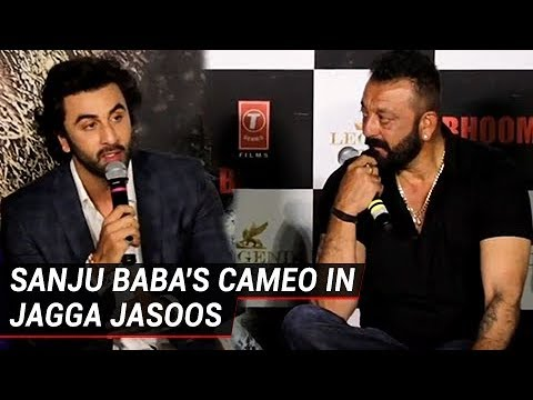 Ranbir Kapoor REACTS On Sanjay Dutt's Cameo In Jag