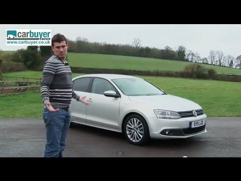 Volkswagen Jetta - Read CarBuyer's full Volkswagen Jetta review: http://www.carbuyer.co.uk/reviews/volkswagen/jetta/saloon/review The latest Volkswagen Jetta shares its looks w...