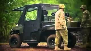 10. Polaris Ranger Diesel ATV   Government and Military ATV