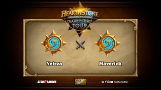 Maverick vs Neirea, game 1