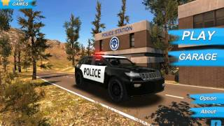 Police Car Driving Offroad - Best Android Gameplay HD