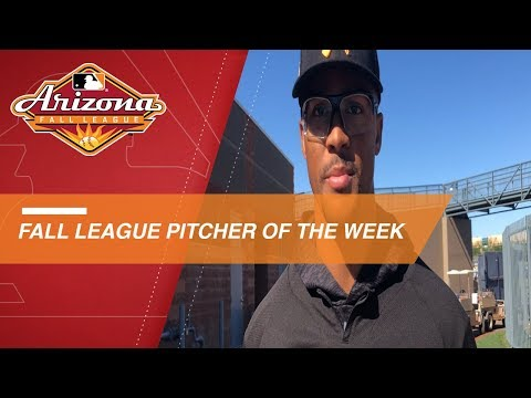 Video: Jon Duplantier on 2018 Arizona Fall League experience