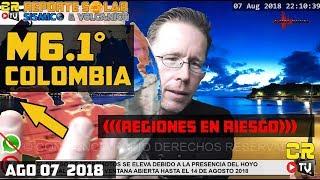 Video ALERTA SÍSMICA:  M6.1 COLOMBIA | CHILE Y MÉXICO EN RIESGO DE TERREMOTOS ÉSTA SEMANA MP3, 3GP, MP4, WEBM, AVI, FLV Agustus 2018