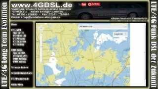 Liebenwalde Germany  City pictures : 4GDSL - LTE in 16559 Liebenwalde auf der Vodafone Netzkarte am 25.08.2012