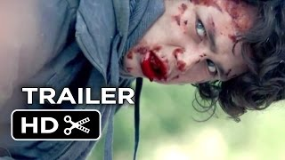 The Stranger Official Trailer 1  2015    Horror Movie Hd