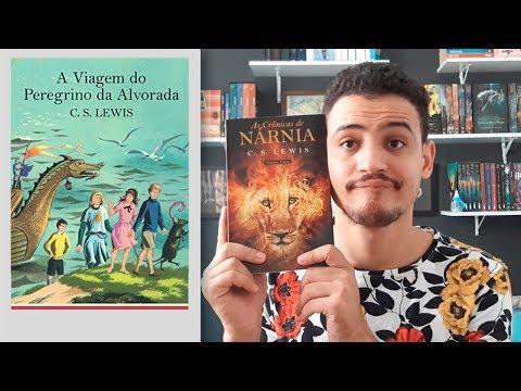 A Viagem do Peregrino da Alvorada - C.S. Lewis (As Crônicas de Nárnia #05) | Patrick Rocha