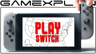 Nintendo Announces Switch Preview Tour for Fans