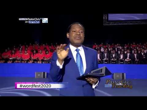 Pastor Chris:: Heirs of Bondage #WordFest