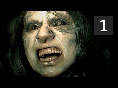 Прохождение Resident Evil 7 — Часть 1: Добро пожаловать в семью!