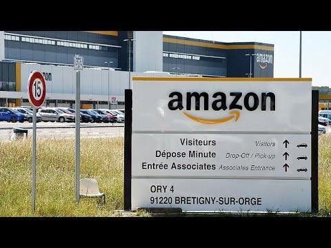 Amazon : 44 milliards de chiffre d'affaires en Europe… sans payer d'impôts