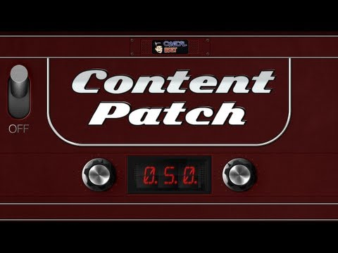 Content Patch – February 21st, 2013 – Ep. 050 [PlayStation 4 – Hardware Overview]