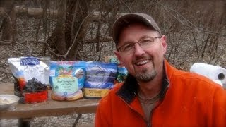 Who Makes the Best Freeze Dried Beef Stroganoff Camping Food?
