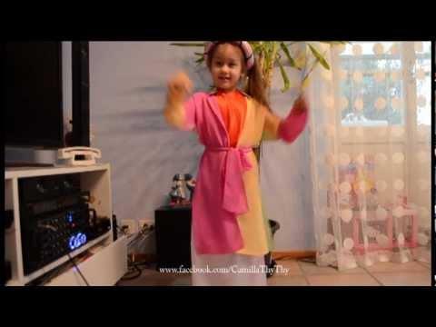 Camilla ThyThy hát em đi chùa hương