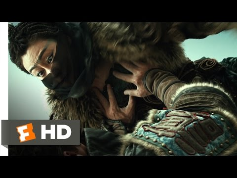 Dragon Blade - Huo An vs. Cold Moon Scene (1/10) | Movieclips